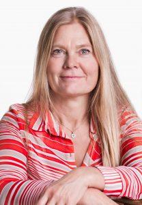 Forfatter Katrine Lerche